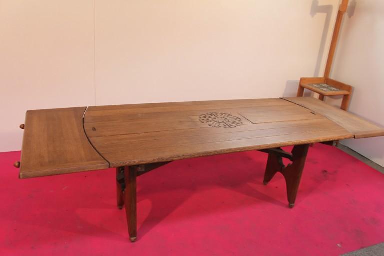 Table avec extension
