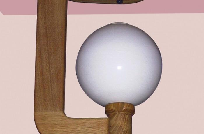Lustre Albin 1 lampe